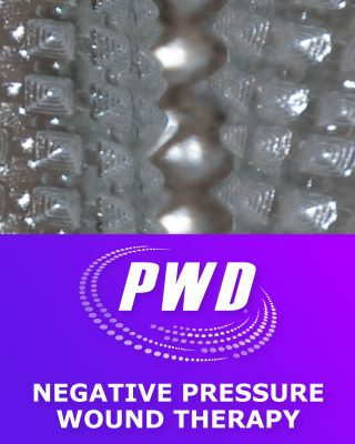 PWD - Negative Pressure Wound Therapy
